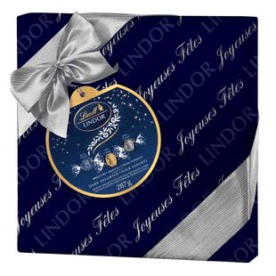 Truffes assorties de chocolat noir LINDOR