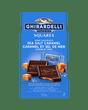 Carrés de chocolat noir au caramel et sel de mer de GHIRARDELLI– Sachet (151g)