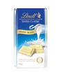 Lindt SWISS CLASSIC White Chocolate Bar 100g