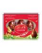 Lindt LINDOR Milk Chocolate Eggs Box 54g