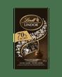 Truffes LINDOR au chocolat noir à 70 % de cacao de Lindt – Sachet (150 g)