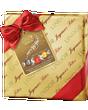 Truffes LINDOR au chocolat assorti de Lindt – Boîte-cadeau de Noël (287 g)