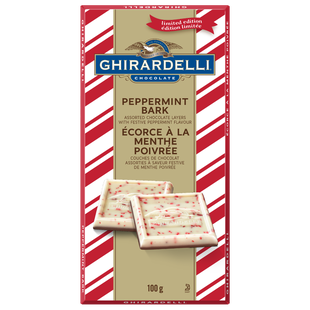 GHIRARDELLI Peppermint Milk Bark