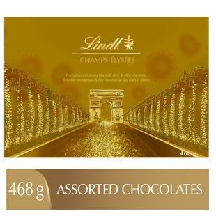Lindt CHAMPS-ÉLYSÉES Assorted Chocolates Box 468g