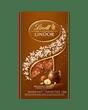 Truffes LINDOR au chocolat au lait à la noisette de Lindt – Sachet (150 g)