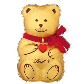 Lindt TEDDY Milk Chocolate Teddy Bear