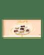 Chocolats assortis Lindt CREATION DESSERT – Boîte-cadeau (65 g)