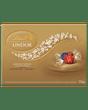 Lindt LINDOR Assorted Milk & Dark Chocolate Truffles Box 156g
