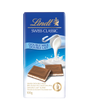 Chocolat double lait Lindt SWISSCLASSIC– Barre (100g)
