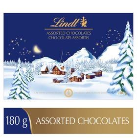 Lindt Winter Wonderland Assorted Chocolate Gift Box