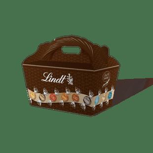 Truffes LINDOR assorties de Lindt – Boîte de 150 unités (1800 g*)