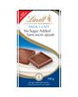 Lindt No Sugar Added Milk Chocolate Bar, 100 Grams