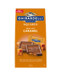 Carrés de chocolat au lait au caramel de GHIRARDELLI – Sachet (151 g)