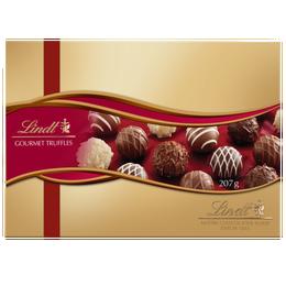 Lindt GOURMET Chocolate Truffles Gift Box 207g