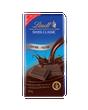 Chocolat noir Lindt SWISSCLASSIC– Barre (100g)