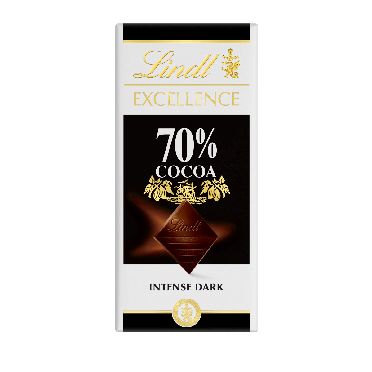 EXCELLENCE Горький 70% Какао 100 г