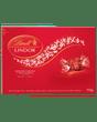 Truffes LINDOR au chocolat au lait de Lindt– Boîte (156g)
