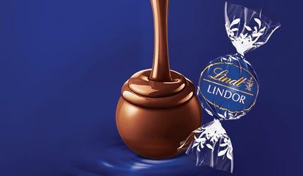 Truffes au chocolat noir LINDOR (1 = 25 truffes)