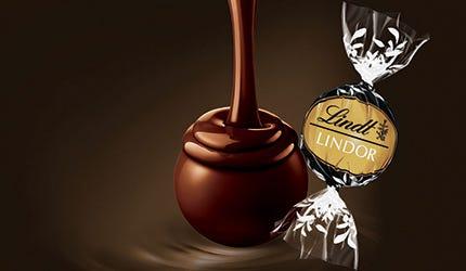 Truffes au chocolat noir LINDOR à 70 % de cacao (1 = 25 truffes)