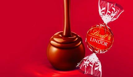 Truffes au chocolat au lait LINDOR (1 = 25 truffes)